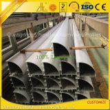Perfil de aluminio de la protuberancia de China para el aluminio de la partición de la oficina