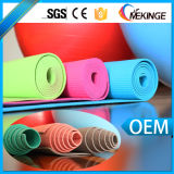 Geschäftsstärken-Yoga-Gymnastik-Matte der versicherungs-12mm für Anfänger