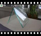 vidrio de flotador ultra claro de 15m m para el edificio