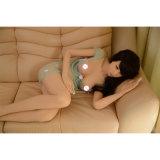 De Japanse Levensechte Volwassen Verkoop van Doll van het Silicone van Doll van de Liefde van het Silicone