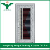Дверь нержавеющей стали сделанная в Китае с дверью Сынк-Мати