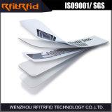 Бирка ткани логоса пассивная RFID Customed низкой цены UHF