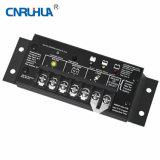 La vente chaude facile installent le prix solaire de contrôleur de 10A 12V