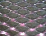 확장된 금속 개골창 메시 또는 알루미늄 메시 개골창 가드