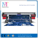 3,2 millones de rollo a rollo de la impresora UV Withgen5 cabezal de impresión de la impresora de aluminio Banner en venta Monte-Softfilm3207-UV