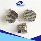 Parentesi ortodontiche del metallo - maglia del Sandblast