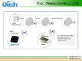 Bluetooth APP를 가진 새로운 IP54 Dimmable 천장 지능적인 빛