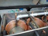 Refrigeratore raffreddato ad acqua industriale per l'iniezione di plastica