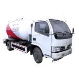 Dongfeng Mini 5000litres 55000 litres 2tonnes Mobile Chariot de remplissage GPL