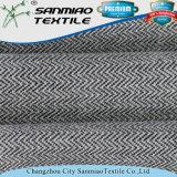 Nuovo tessuto del denim lavorato a maglia di stile della saia di disegno 20s Elastane cotone per gli indumenti di lavoro a maglia