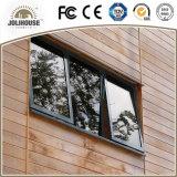 Gute Qualitätsfertigung kundenspezifisches Aluminiumgehangenes Spitzenfenster
