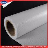 O material de impressão de publicidade PVC flexível de malha