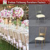 Mobilier de mariage en chine empilable Tiffany pour salle d'hôtel et banquet (YC-A21)