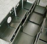 Serviços da fabricação de metal da elevada precisão, fabricação de metal feita sob encomenda da folha