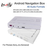 HD Android Navigator com o Jvc DVD Player original