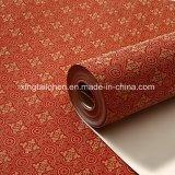 Papier peint bon marché de PVC de décoration de matériau de la construction 2016 fabriqué en Chine