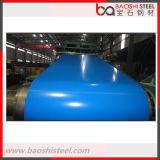 Q235 a enduit la bobine d'une première couche de peinture en acier galvanisée /PPGI