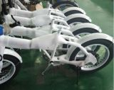 20 polegadas que dobram a bicicleta gorda elétrica