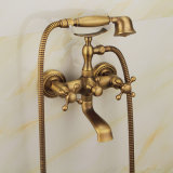 Flg Antique Telephone Design Shower Set with Tap