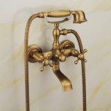 Flg antikes Telefon-Entwurfs-Dusche-Set mit Hahn