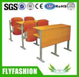 Cadeira de mesa de escada de estudante de escavação de madeira para venda