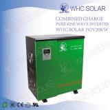 Inversor puro da potência solar de onda de seno 192V da longa vida
