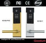Sistema della serratura di Goodum per le serrature di portello poco costose standard americane del cilindro RFID di Digitahi