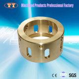 Колесо CNC поворачивая и буря точности металла частей нержавеющей стали