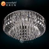 Iluminação de Iluminação Luminária de teto para lâmpada de cristal para decoração Om88439