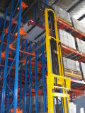 Automatisierungs-Lager-Speicher-System (ASRS)