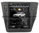 Reprodutor de DVD do carro da VW Passat com SWC TPMS RDS GPS