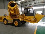 システムの重量を量ることを用いるSelf-Loading具体的なミキサーのトラック