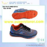 Chaussures extérieures d'espadrilles occasionnelles de sport de chaussure de maille d'hommes