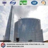 Estrutura de aço pesadas para Arranha-céus comercial