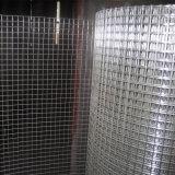 el electro del acoplamiento del alambre 25m m de 2m m galvanizó el acoplamiento de alambre soldado