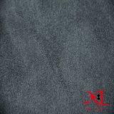 의복 복장을%s 어두운 회색 형식 100%년 폴리에스테 스웨드 직물