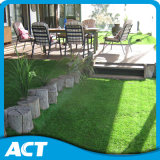 erba artificiale del vero giardino di paesaggio di 35mm (erba di ATTO)