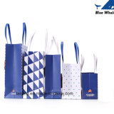 도매는 주문 종이 봉지 Kraft 종이 봉지, 서류상 쇼핑 백을 재생한다