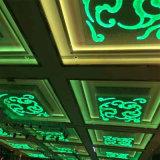 Lampadario a bracci a cristallo decorativo dell'ingresso per il progetto dell'hotel