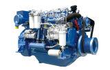 De Mariene Dieselmotor Wp4 van de Reeks van Weichai (WP4C82-21) voor Schip (60-103kW)