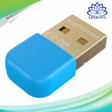 Beweglicher drahtloser Mini-AdapterDongle USB-4.0 Bluetooth für androides Telefon/Tablet/PC