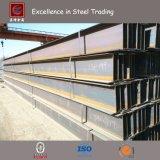 Viga estándar del acero H de W8*21 ASTM para la estructura de edificio de puente