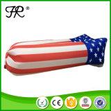 熱い販売法の屋外の寝袋のソファーのキャンプの不精な空気ソファー
