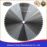 900mm cuchillas de diamante para servicio pesado de corte de puente de hormigón armado y