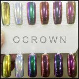 Poudre de Pigment Chromé Multi-Coloris Ocrown