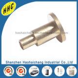 Изготовленный на заказ односторонняя клепка электрического подогревателя высокой точности нештатная латунная (HHC-K012)