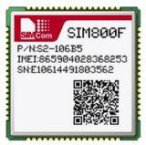 Simcom 쿼드 악대 GSM/GPRS 모듈 SIM800f