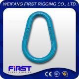 La goccia saldata G341 ha forgiato l'anello a forma di pera di collegamento