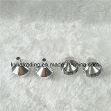 Entonnoir en aluminium argenté remplissant Af-10 de but de mini parfum petit