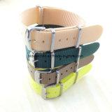 Riem van uitstekende kwaliteit 18mm van het Horloge Band van het Horloge van de NAVO de Nylon voor de Riem van de Horloges van de Vrouwen van Mannen